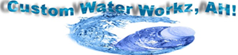 Custom Water Workz, AH! - Logo